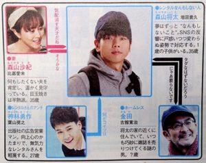 レンタルなんもしない人,NEWS,レンタルさん,ドラマホリック,増田貴久,比嘉愛未